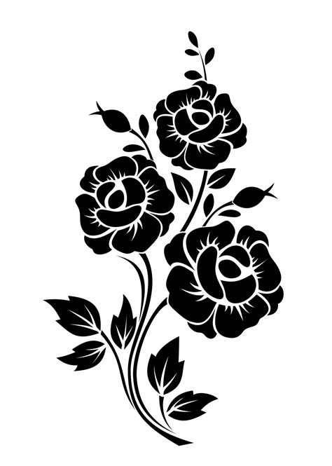 Elegant Rose Vine Tattoos That Will Pull at Your Heartstrings