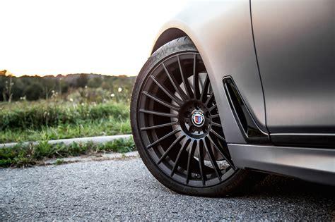 review  bmw alpina  exclusive edition car