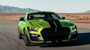 Ford Mustang to offer lime green, orange options in 2020 models