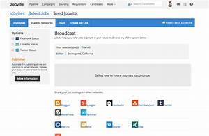hire applicant tracking system ats software jobvite With ats software