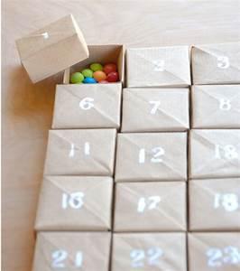Calendrier De L Avent The : calendrier de l 39 avent 2015 10 calendriers faire soi m me ~ Preciouscoupons.com Idées de Décoration