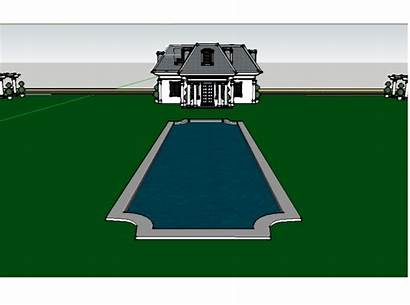 Sketchup Mansion Rich Homes Google Another Reader