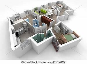 Maison Sans Toit : int rieur maison appartement sans toit meubl ~ Farleysfitness.com Idées de Décoration