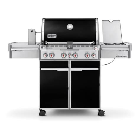 Weber Summit 470 Weber Summit E 470 Gas Grill Charcoal Vs Gas