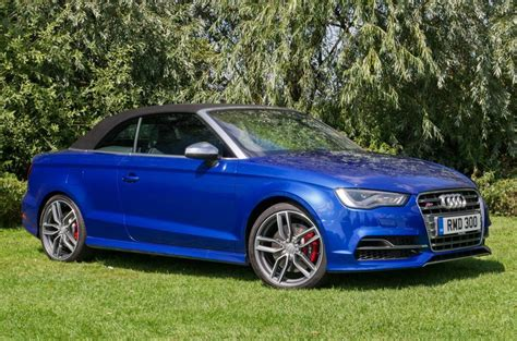 Audi Rs3 Convertible by Audi S3 Cabriolet Review Autocar