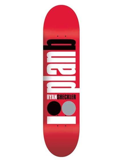 Plan B Skateboards Deck  Ryan Sheckler  Public 75