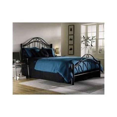 black wrought iron headboard black wrought iron steel metal bed frame headboard