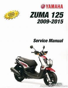 Yamaha Zuma 125 Wiring Diagram