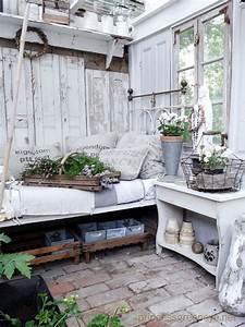 Gartenhaus Shabby Chic : princessgreeneye shabby gartentr ume pinterest garten gartenhaus und garten ideen ~ Markanthonyermac.com Haus und Dekorationen