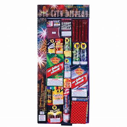 Display Assortments Fireworks