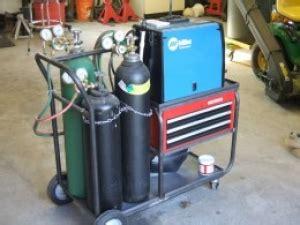 homemade welding cart  storage drawers homemadetoolsnet
