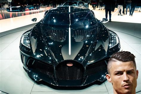 The juventus star already boasts one of the most extensive. Cristiano Ronaldo Is Not The Buyer Of The Bugatti La Voiture Noire   Bugatti, Ronaldo, Cristiano ...