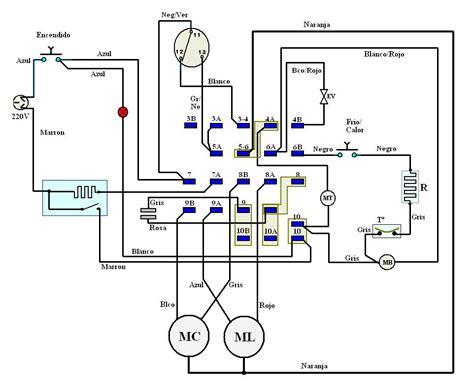 diagrama el 233 ctrico copreci l20f001c3 td01 0002 yoreparo