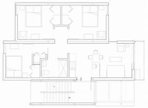 Diseño de casas modulares apilables, planos e interiores Construye Hogar
