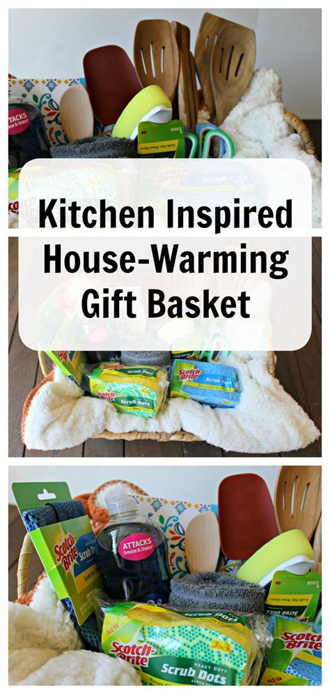 gift ideas kitchen inspired house warming gift basket ideas finding Kitchen