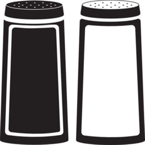 salt and pepper clipart black and white salt and pepper shaker clip car interior design