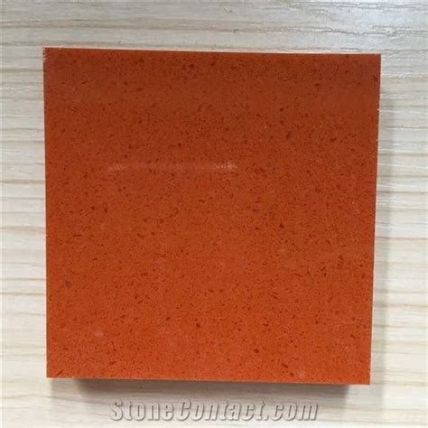 Corian Countertops Heat Resistant by China Orange Engineered Corian Couter Top Resistant