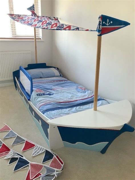 Next Bed by Next Wooden Pirate Ship Bed Children S Single Bed And