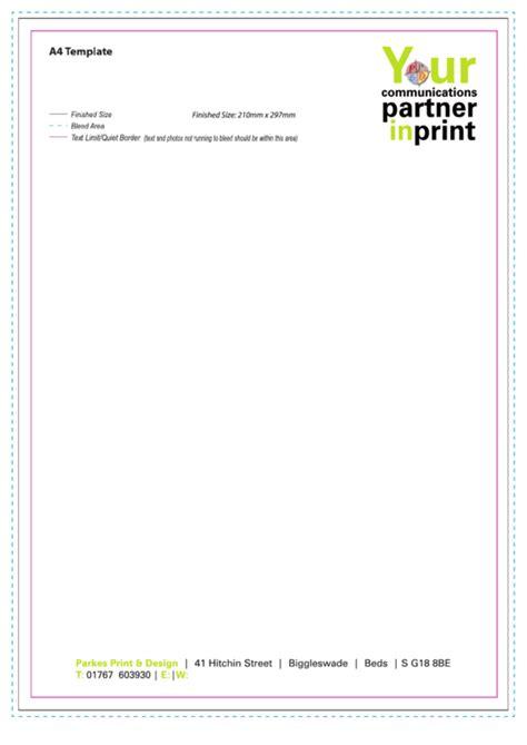 customizable letterhead template  printing printable