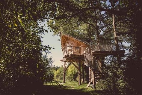 Romantic Treehouse Holiday Hotels In Europe To Dream Of