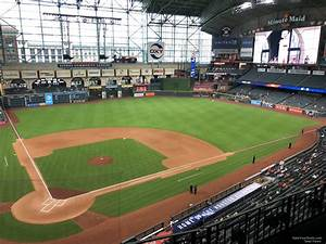 Section 322 At Minute Park Houston Astros