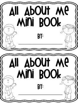 mini book   school   heart esol tpt