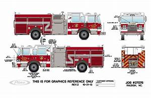 Diagram Of Pierce Fire Engine