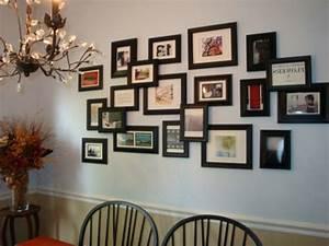 Wand Mit Fotos Dekorieren : wohnung dekorieren 54 kreative vorschl ge ~ Markanthonyermac.com Haus und Dekorationen