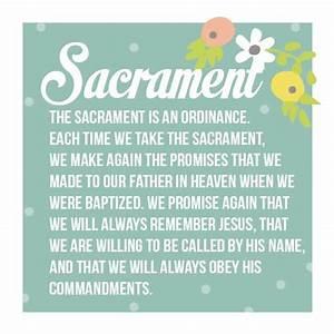 Best 25+ Baptis... Sacrament Quotes