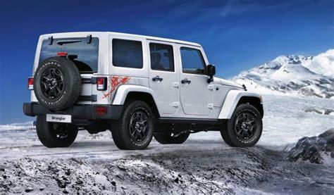 jeep backcountry black llega a europa el jeep wrangler backcountry con motor