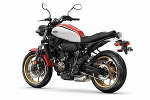 2020 Yamaha Xsr700 Sport Heritage Motorcycle