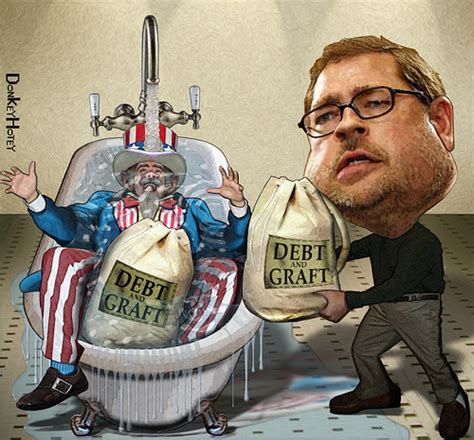 Grover Norquist, Bathtub Killer  Norquist Has Been Noted