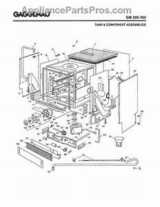 Bosch 294198 Air Break Assembly  Gm 335