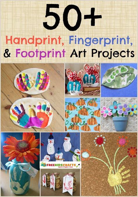 handprint art fingerprint art  footprint art