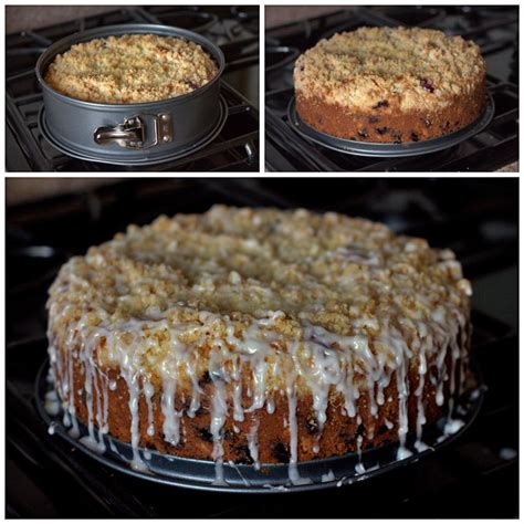 It was a huge hit and best of all it was super easy to make. Lemon Blueberry Coffee Cake Recipe | Barbara Bakes