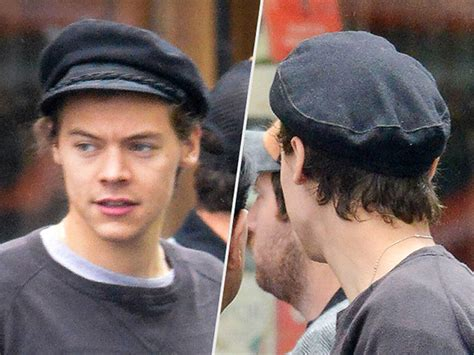 Harry Styles New Haircut And New Direction • Men's