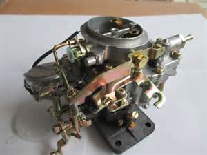 1985 Toyota Pickup Carburetor Diagram       Japan