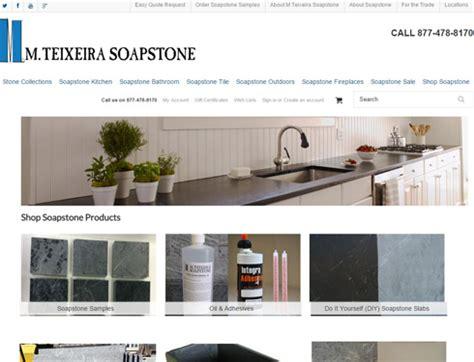 M Teixeira Soapstone by M Teixeira Soapstone E Commerce Store Nj Web Design Bza