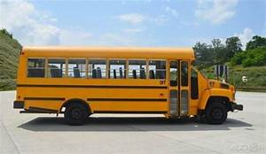 2004 C5500 Duramax Diesel 36-passenger School Bus
