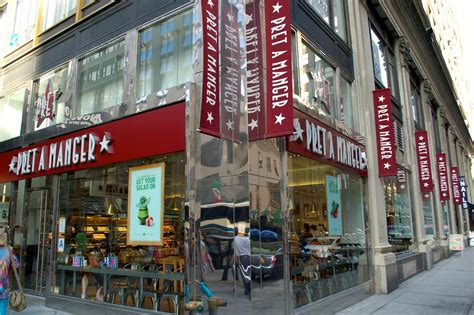 Adventures of a Middle-Aged Drama Queen: Review: Pret A Manger