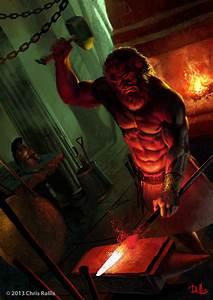 Hephaestus (Vulcan) – Greek God of Fire and Volcanoes ...