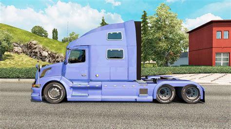 volvo vnl    euro truck simulator