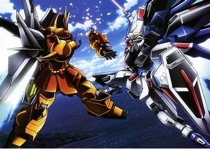 Gundam Seed Destiny Wallpapers Mobile Suit Freedom