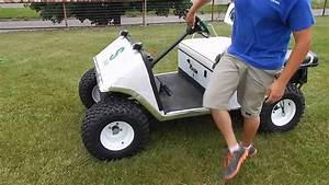Ez-go 36 Volt Electric Golf Cart