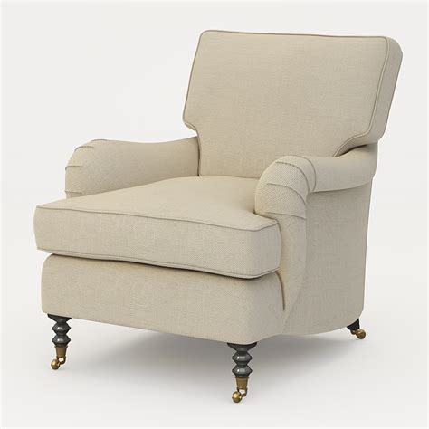 George Smith Armchair by Armchair George Smith Chairs 3d Max