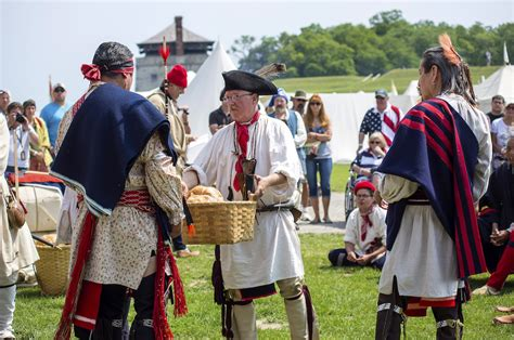 Fort Niagara French And Indian War Encampment Will Fascinate, Educate Visitors July 24