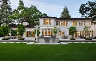 southern style house plans with porches a serene californian luxury home with transitional