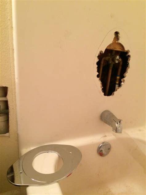 fix   bathtub  faucet doityourselfcom