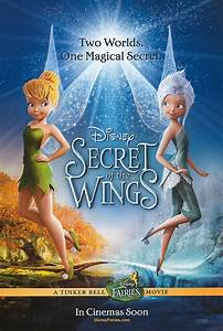 Forthcoming Movies Tinker Bell Secret Of The Wings 2019