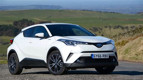 Toyota C toyota c hr review greencarguide co uk